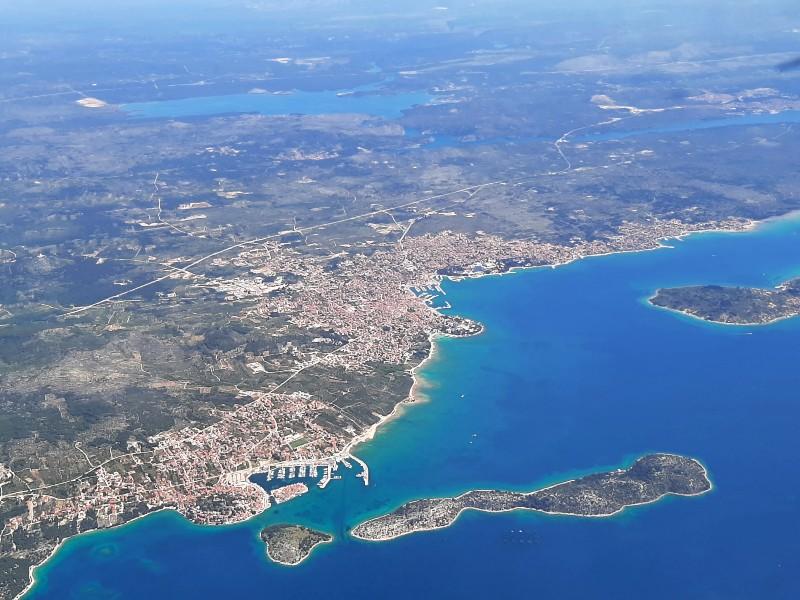vodice croatia let l-410 turbolet trade air
