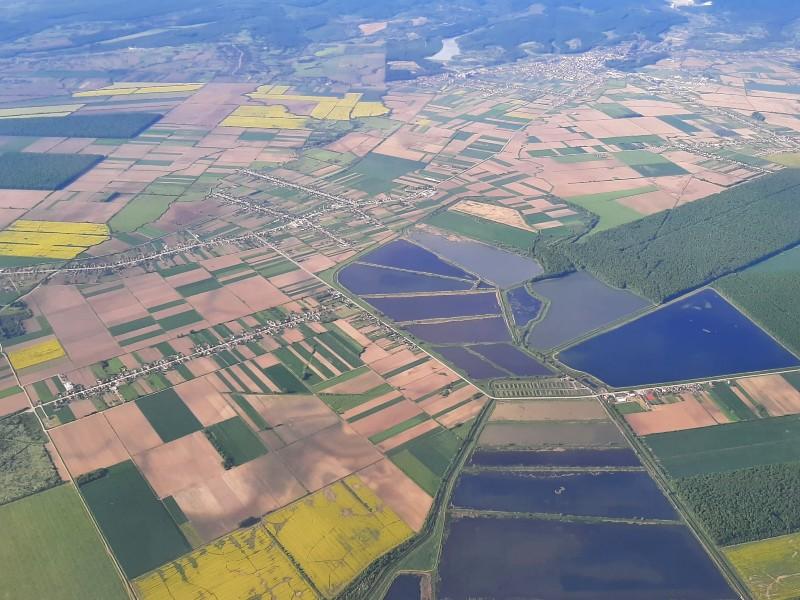 slavonia eastern croatia view