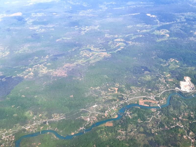 Mrežnica river croatia