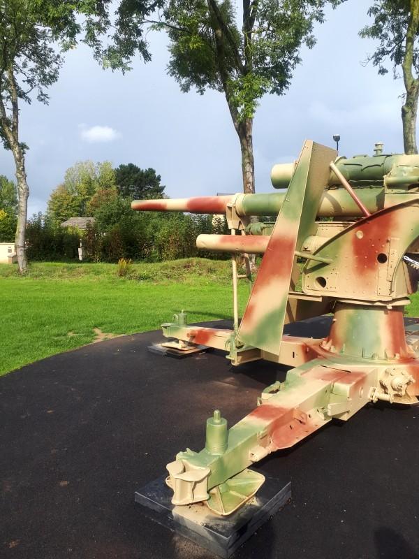flak anti aircraft gun