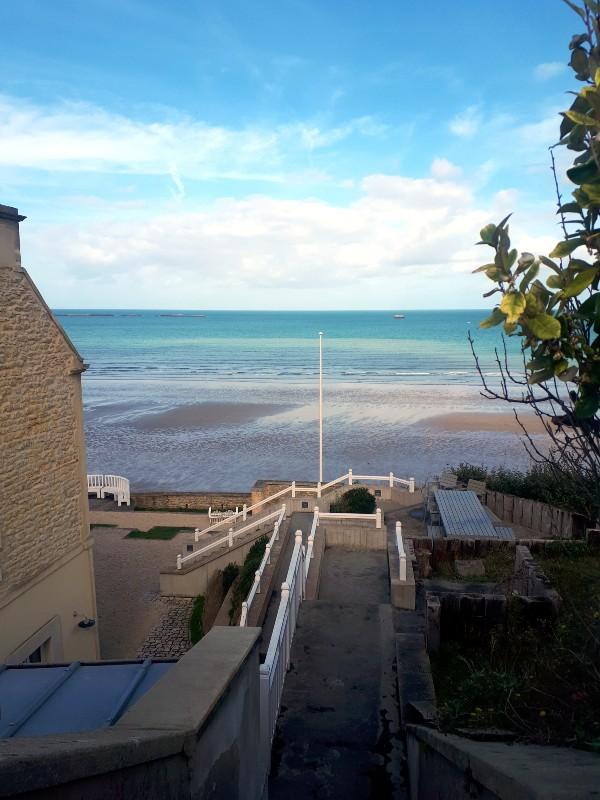 arromanchces-les-bains normandy