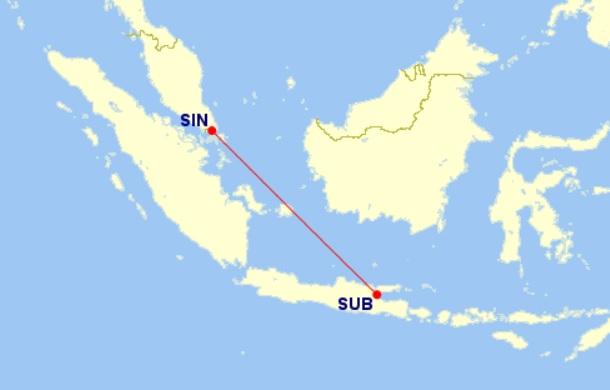 surabaya singapore