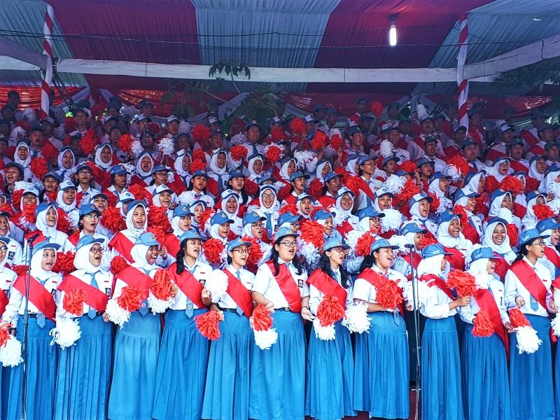 indonesia parade