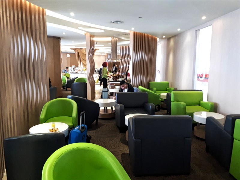 concordia premier lounge