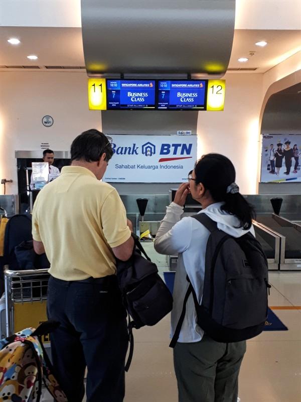 singapore airlines surabaya