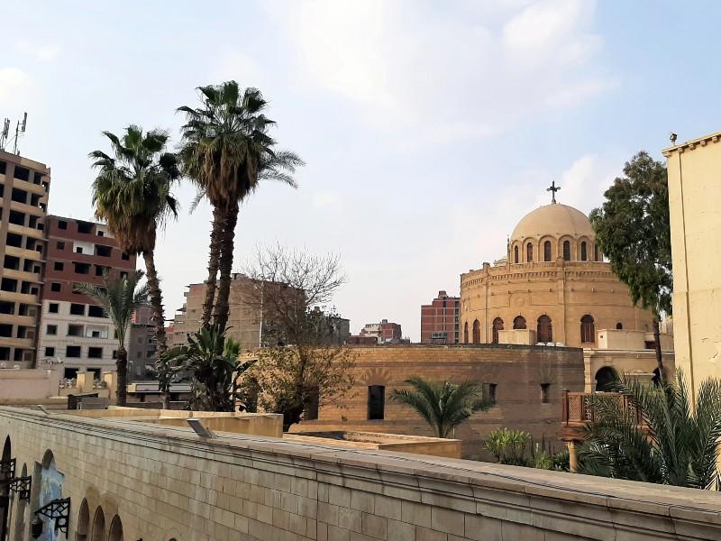 old christian coptic cairo