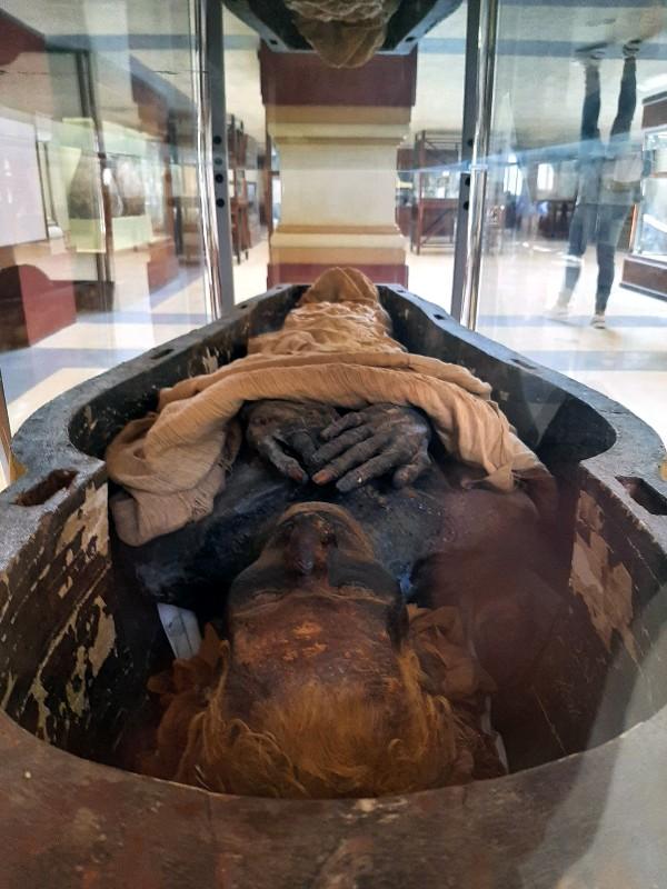 mummy egypt yuya