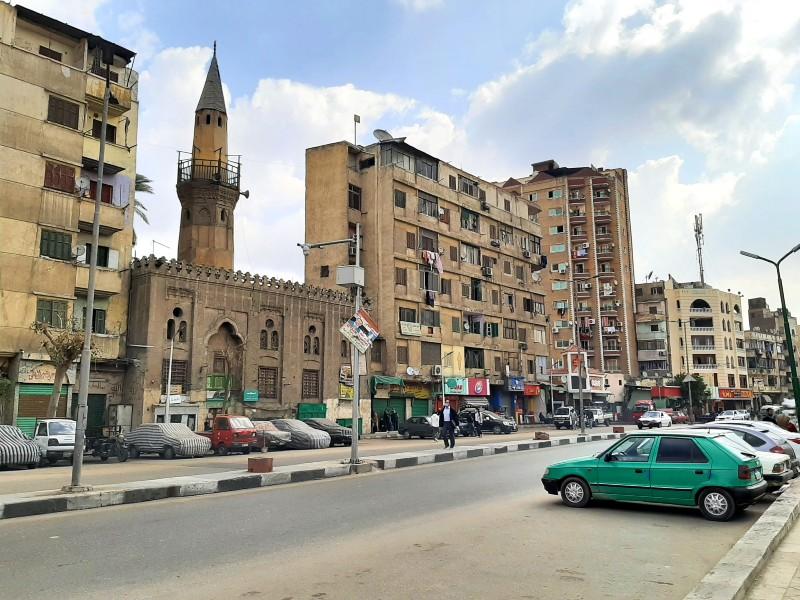 mosque egypt