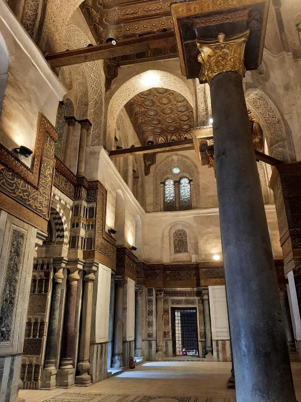 qalawun mausoleum cairo egypt