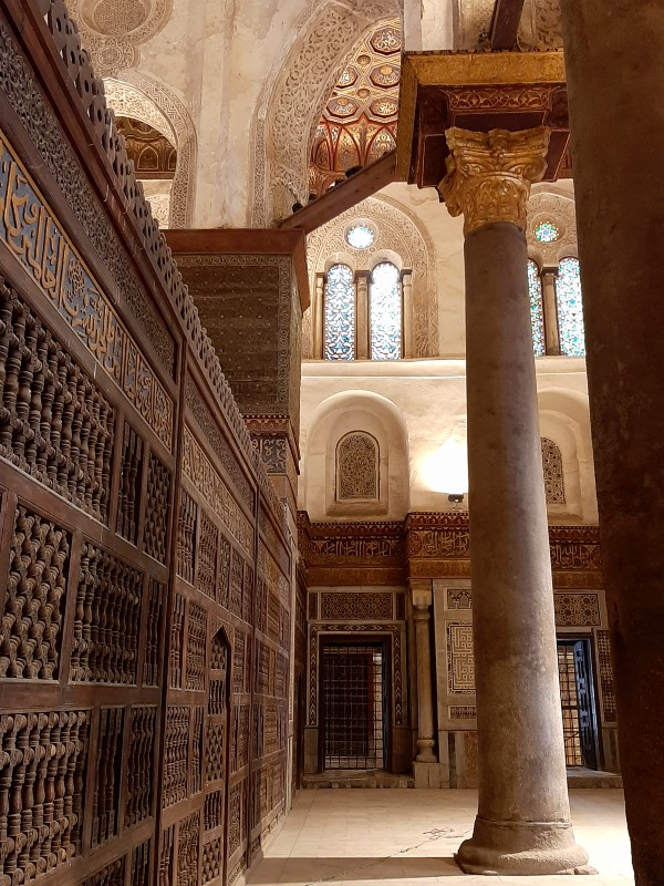 qalawun mausoleum old town islamic cairo