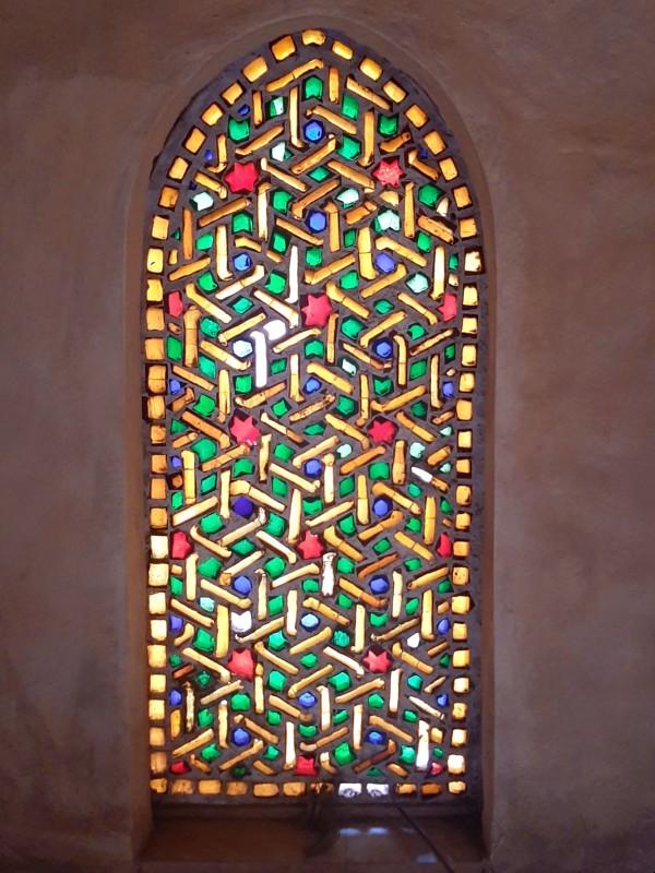 qalawun complex window islamic art