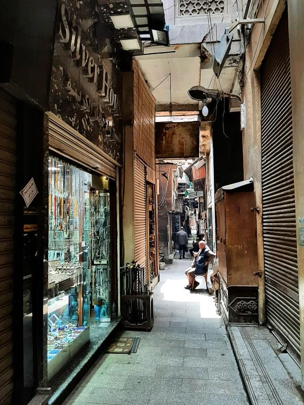 khan el-khalili shops