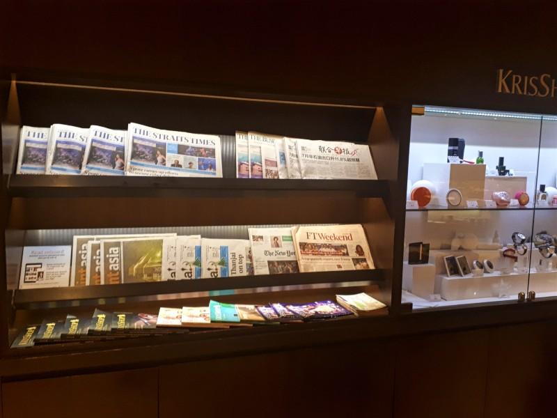 newspaper magazines