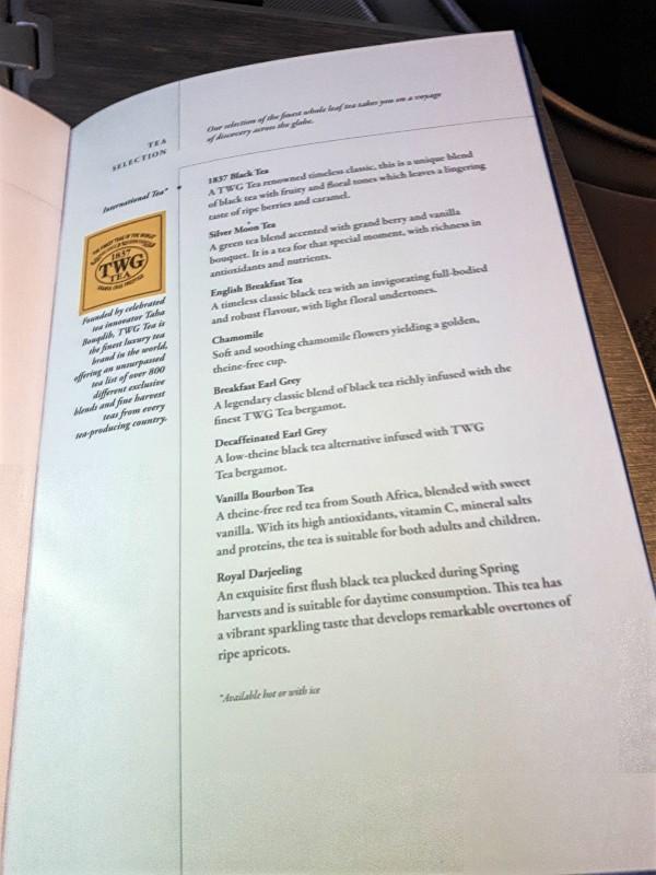 sq menu
