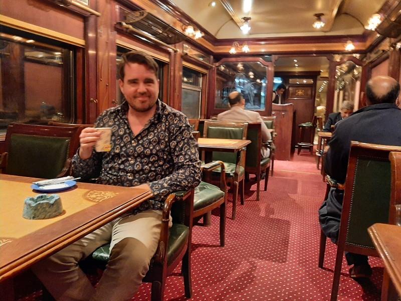 lounge wagon ernst watania sleeping train koen