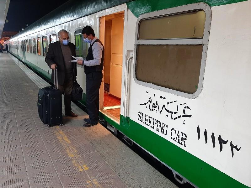 ernst watania sleeping train cairo aswan egypt