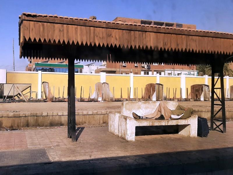 kom ombo station egypt