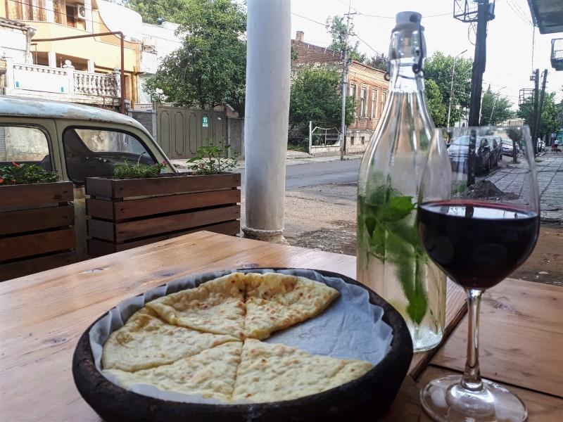georgian food georgia khachapuri kutaisi