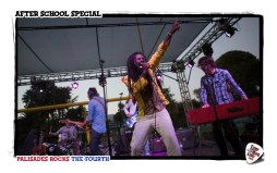 Palisades Rocks the Fourth Concert, July 4, 2014