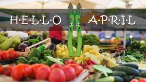 Farmer's Market April