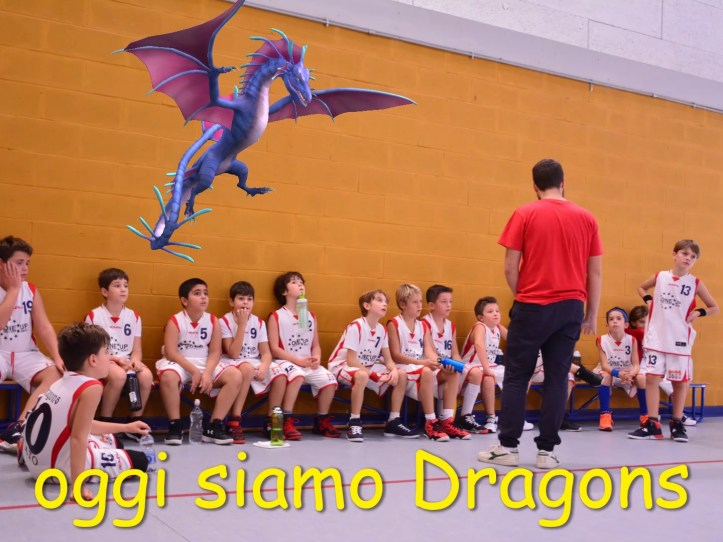 Oggi siamo Dragons