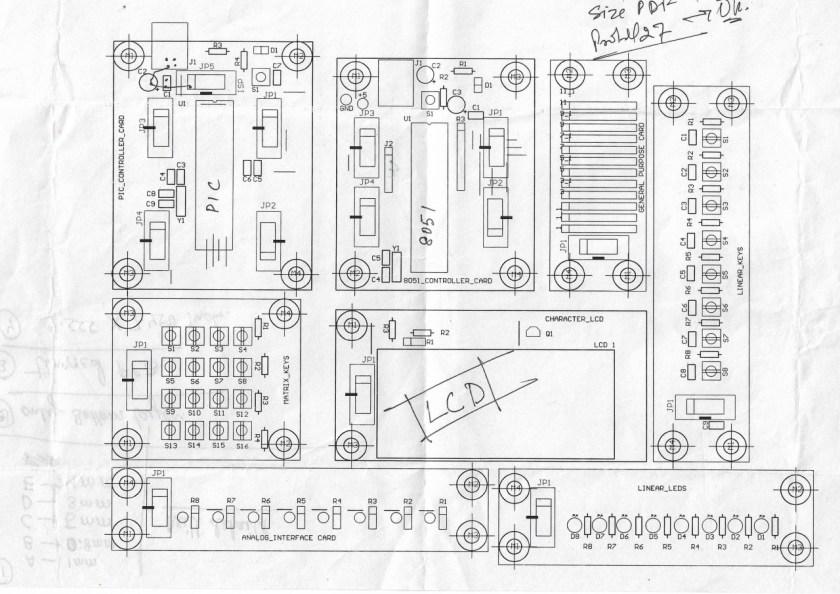 Freelance PCB Design Work 1