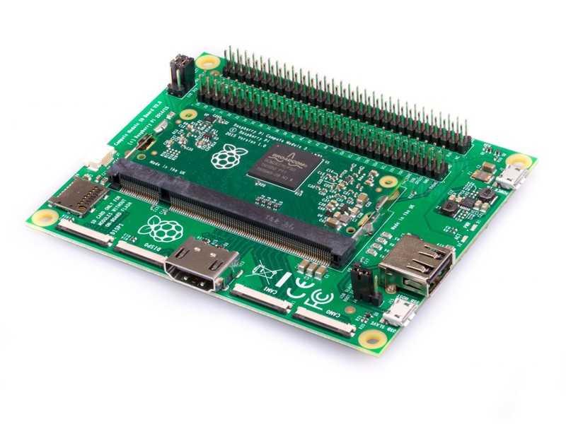 Advantages & Limitations of Raspberry Pi Compute Module 2