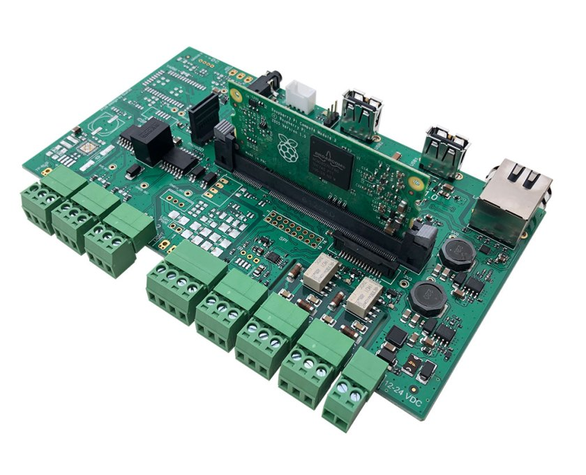 CM3-Home - Home Automation board