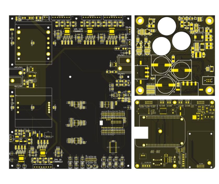 Automated PCB Design using Artificial Intelligence (AI) 2