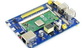 Raspberry-Pi-Compute-Module-Carrier-Board-Waveshare-Electronics-2