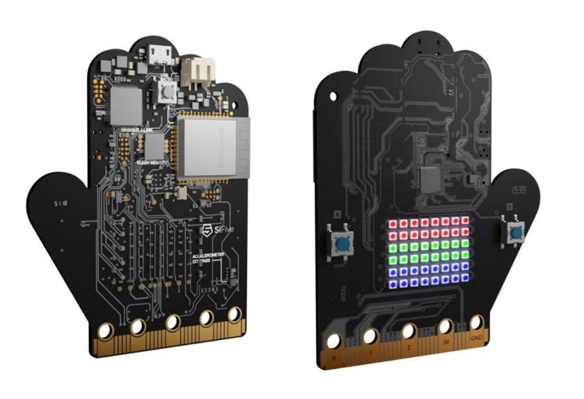 SiFive Learn Inventor RISC-V Development Board 1