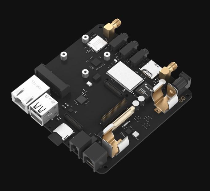 Arduino PORTENTA H7 Carrier Board