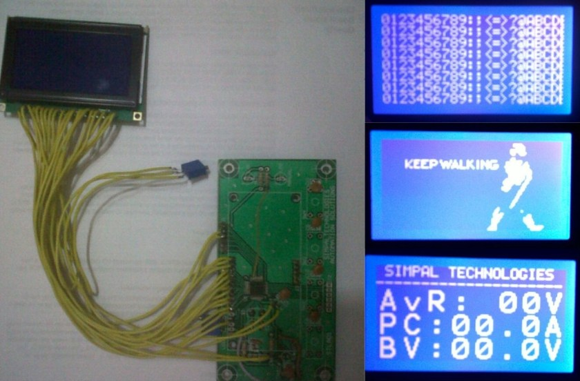 Embedded Projects I have Developed 1