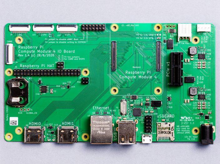 Raspberry Pi Compute Module 4 for 25$ 3