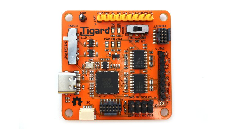 Tigard: An open source tool for hardware hacking 1