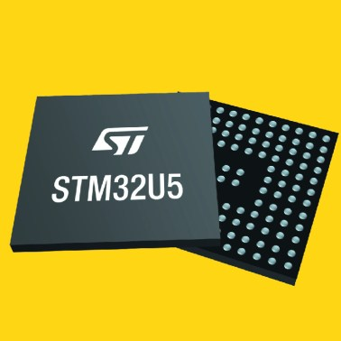 STM32U5: Ultra-Low-Power MCU with High performance 1