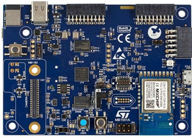 STM32U5: Ultra-Low-Power MCU with High performance 3