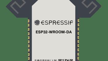 ESP32-WROOM-DA-module