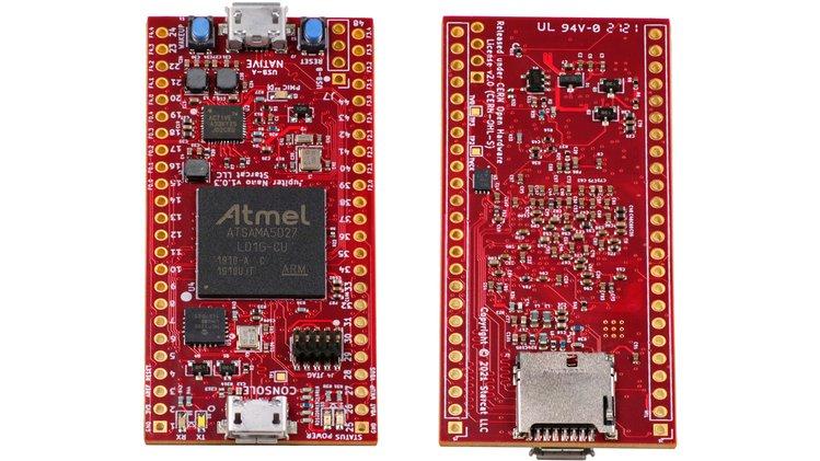 Jupiter Nano Tiny Embedded Board Runs Linux, NuttX 2