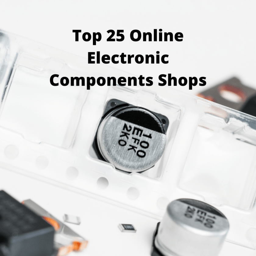 Top 25 Online Electronic Components Shops 1