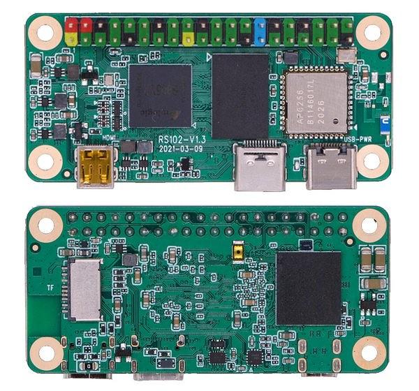 Raspberry Pi Zero Clones 1