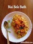 Bisi bele bath