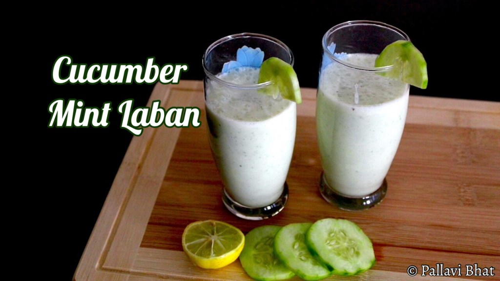 Cucumber Mint Laban