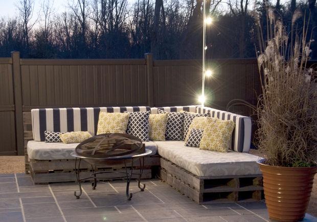 DIY Pallet Sofa Ideas And Plans