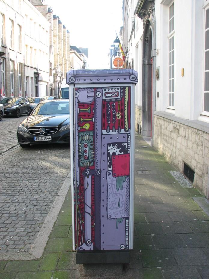 Un peu de street-art
