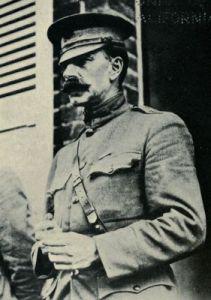 Gen Charles I DeBevoise WWI