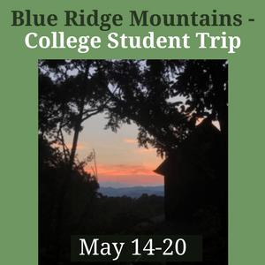 Blue Ridge College Trip