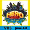 VBS Vacation Bible School 2018 at PCPC