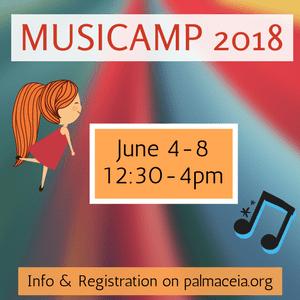 MusiCamp 2018 June