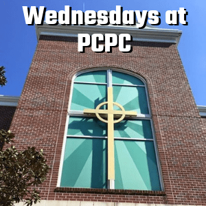 Wednesdays at PCPC